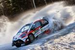 ラリー/WRC | WRCスウェーデン:2戦目で優勝なるか。トヨタが僅差で総合首位奪還