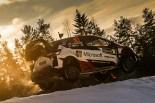 ラリー/WRC | WRC:「今日は最後に大きなドラマがあった」とマキネン。トヨタ、総合首位で競技最終日へ