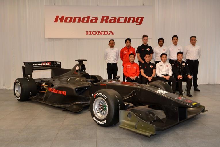 2017年のホンダスーパーフォーミュラ参戦ドライバーたち