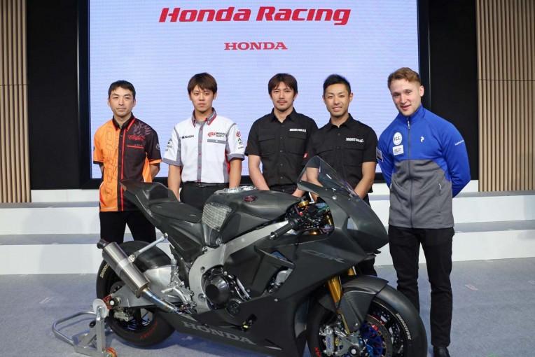 MotoGP | ホンダ、鈴鹿8耐王座奪還へ。2017年参戦チームを発表
