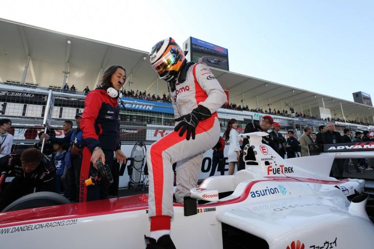 F1   【2017年F1ルーキー特集】新世代のスター、バンドーンが「日本で走るのが大好きだった」理由