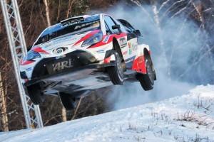 ラリー/WRC | 【動画】トヨタの戦いを振り返るWRCスウェーデンハイライト