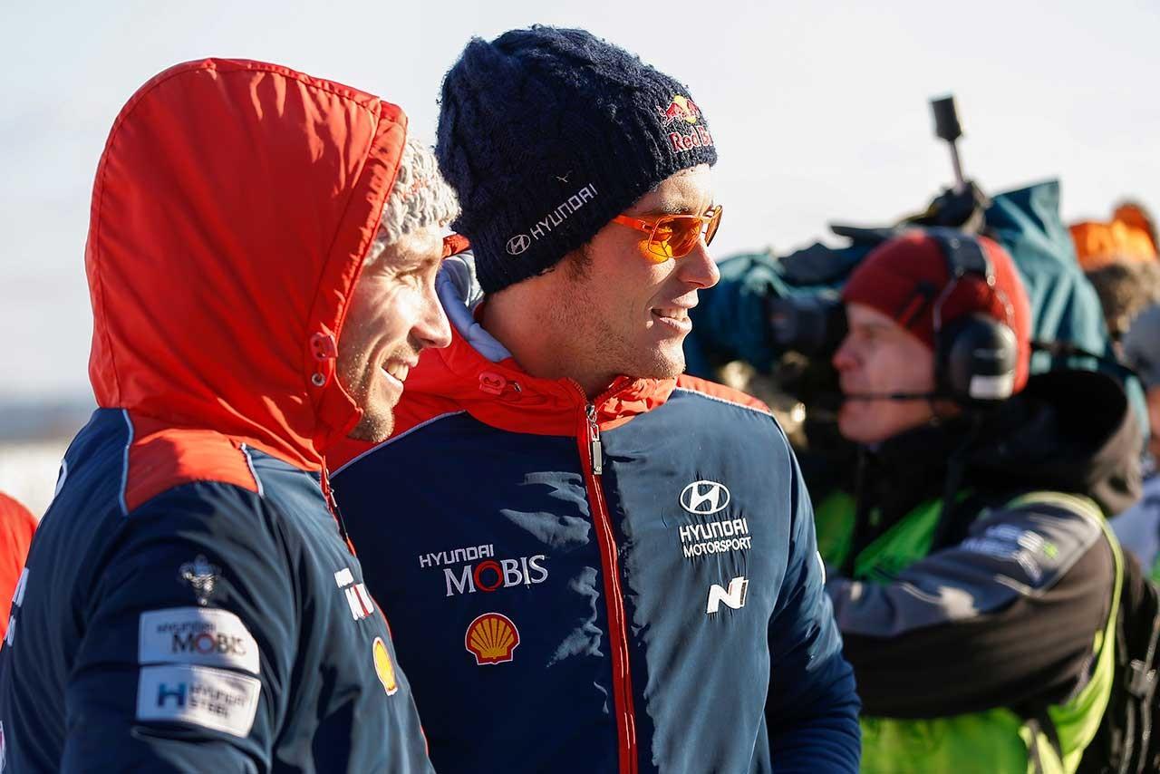ラトバラ「モチベーションが高まった。第3戦メキシコが待ちきれないよ」/WRC第2戦スウェーデン デイ4コメント