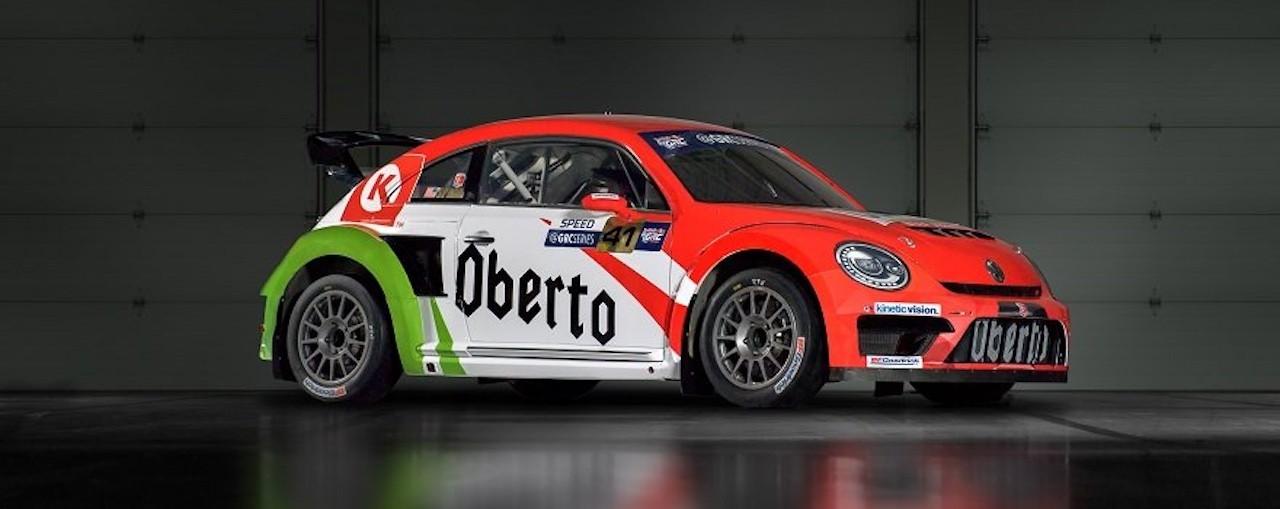 GRC:VWアンドレッティ、スバルUSAが17年カラーを公開、新井敏弘もテスト