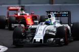 フェリペ・マッサ(ウイリアムズ)、セバスチャン・ベッテル(フェラーリ) 2016年F1第19戦メキシコGP