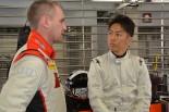 スーパーGT | Audi Team Hitotsuyamaが富士でテスト。柳田真孝がアウディを初ドライブ