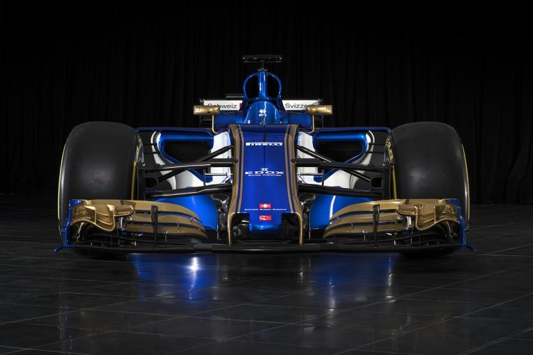 F1   ザウバーF1、2017年のニューマシン『C36』を正式発表