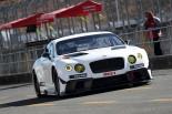 スーパーGT | ベントレーがもてぎでシェイクダウン! レクサスRC F GT3も走行