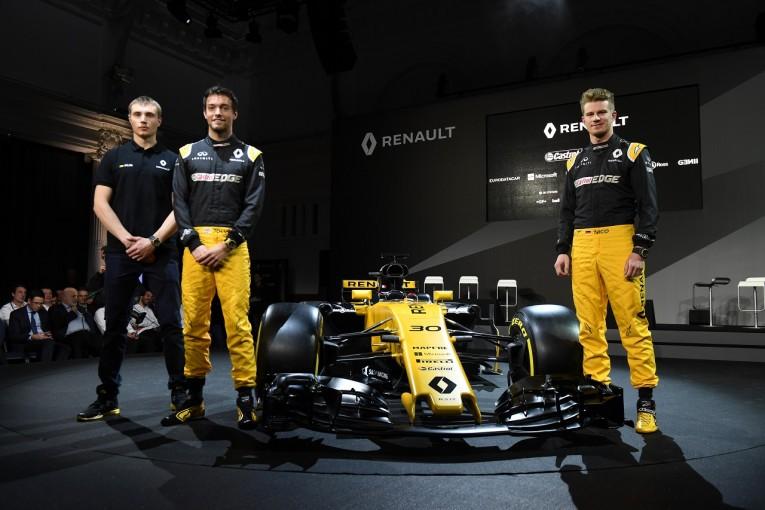 F1 | ルノーF1新パワーユニットのテーマは「軽量化と融合」。新コンセプトで0.3秒削るための課題とは