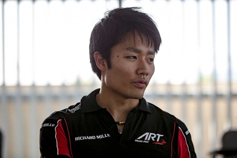 F1 | 松下信治、今季もホンダF1のテスト兼開発ドライバーに就任。「ドライバーとしての成長に繋げる」