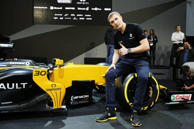 F1 | シロトキン、ルノーF1のリザーブに昇格。2018年はレギュラーシート獲得が目標