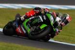 MotoGP | SBK:フィリップアイランドテスト2日目はカワサキのレイがトップ