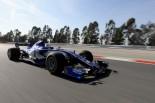 F1 | 【動画】ザウバーF1の新車C36がコースデビュー。エリクソンが走行、新加入のウェーレインも立ち会う
