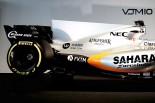 F1 | フォース・インディアF1 VJM10 サイドビュー(3)