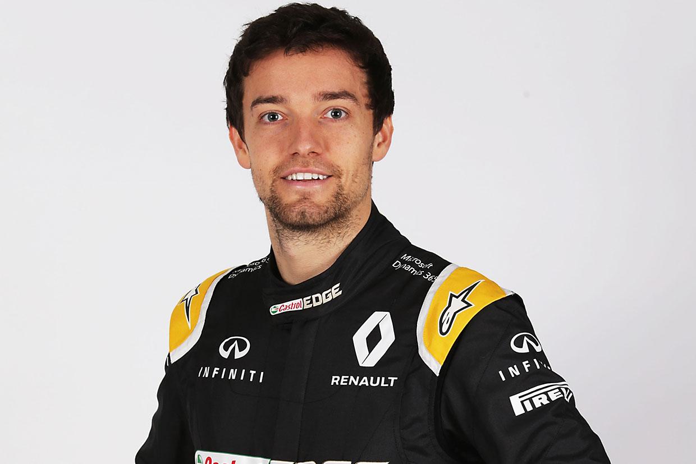 F1 | ジョリオン・パーマー(Jolyon Palmer) 2017年