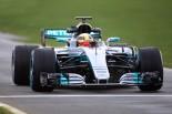 F1 | F1新車ギャラリー:メルセデス W08