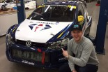 ラリー/WRC | 世界ラリークロス:元WRCスズキのガイ・ウィルクスがVWポロRXでフル参戦