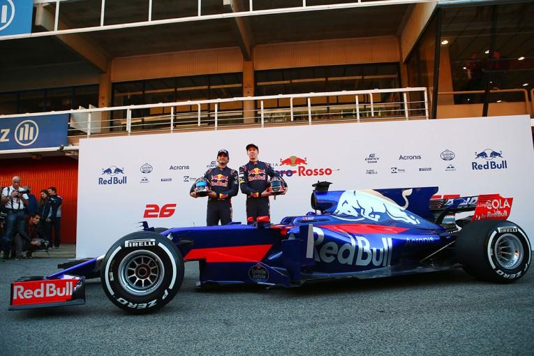 F1 | 突起のないノーズを採用。トロロッソF1が新車『STR12』を発表