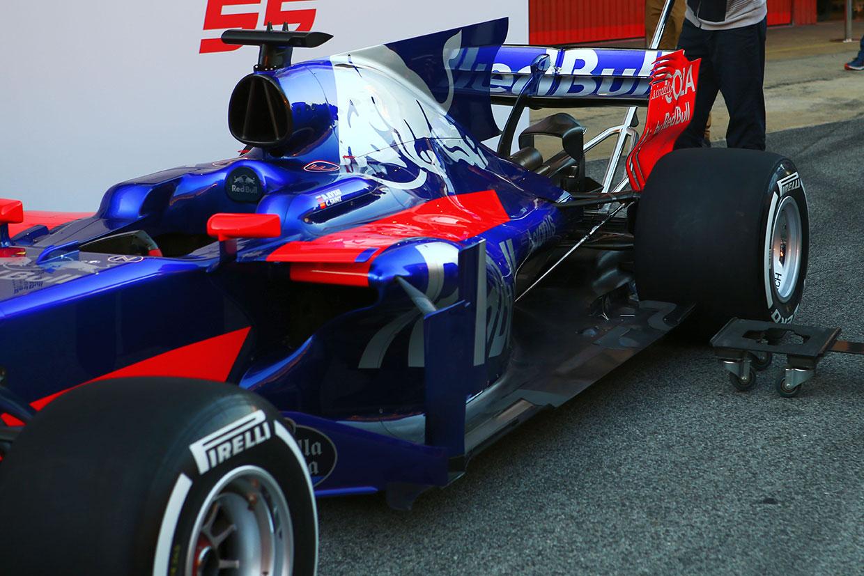 トロロッソ『STR12』