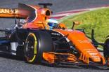 F1 | 【動画まとめ:マクラーレンMCL32・ホンダ初走行】アロンソがストレートを疾走。バンドーンも始動