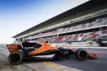 F1 | 【ギャラリー】マクラーレンMCL32・ホンダF1を駆るアロンソとバンドーン