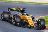 F1 | 「今季F1マシンは明らかに速くて楽しい!」ヒュルケンベルグがルノーR.S.17を初ドライブ