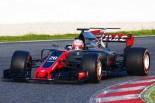 F1 | Tウイング導入のハースF1をマグヌッセンがドライブ「第一印象はいい感じ」