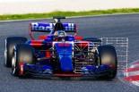 F1 | トロロッソF1のサインツ、メルセデスとフェラーリの信頼性の高さに驚愕