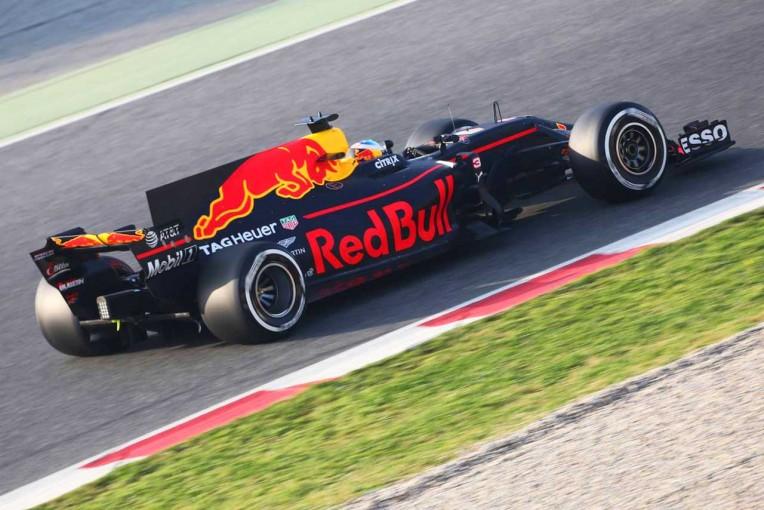 F1 | 「新車唯一の難点」レッドブルF1代表、シャークフィンの禁止を要請していたと明かす
