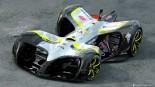 海外レース他 | フォーミュラE併催のロボレース、シリーズ参戦用マシンを正式披露