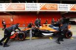 F1 | ホンダF1パワーユニットの初日トラブルに驚くマクラーレン「皆ががっかりした」