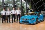 海外レース他 | WTCC:ボルボが参戦体制発表。元ラーダのキャッツバーグ加えた3台体制で挑む