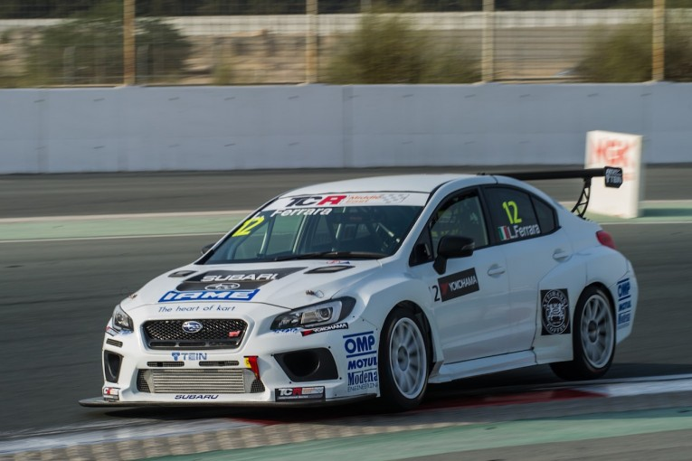 海外レース他 | TCRインター:アドリアで17年向けBoPテスト実施。VW陣営はDSG搭載車も