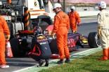 F1 | レッドブルF1、初日にトラブル2回も「ルノーPUに懸念はない」と強調