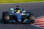 F1 | メルセデスW08:キープコンセプトと、新たな試みが融合した大本命【2017F1マシン分析】