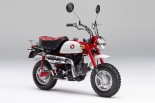 MotoGP | 発売50周年の『ホンダ・モンキー』に初代カラーリング踏襲の記念モデル登場