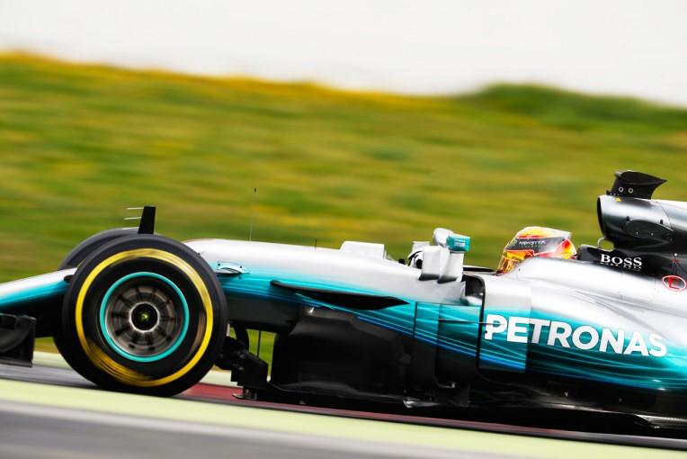 F1 | 【タイム結果】2017第1回F1バルセロナ合同テスト2日目午前