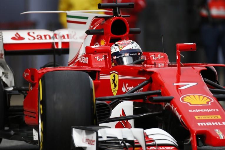 F1 | フェラーリのライコネンがトップ【総合タイム結果】2017第1回F1バルセロナ合同テスト2日目