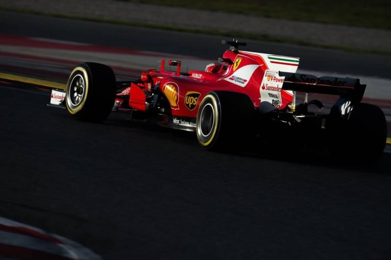 F1 | F1バルセロナテスト2日目:ライコネンがトップタイム、ホンダPUは再びトラブル