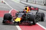 F1 | 初日トラブルのレッドブルF1が挽回、フェルスタッペンが順調に初走行「今はタイムには関心なし」