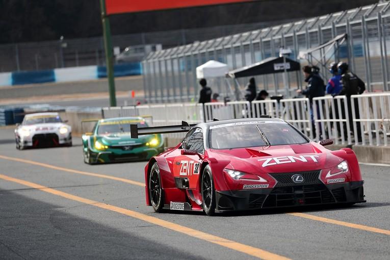 スーパーGT   鈴鹿スポット参戦の小林可夢偉も登場。スーパーGT岡山公式テストのエントリーが発表