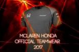 マクラーレン・ホンダ オフィシャル・チームウェア2017