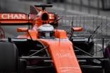 F1 | アロンソ、10番手も「たっぷり走れたことが何より重要」。ノートラブルのマクラーレン・ホンダF1に安堵