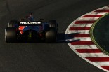 2017年第1回F1合同テスト3日目 フェルナンド・アロンソ(マクラーレン・ホンダ)