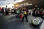 F1 | F1 Topic:F1合同テスト4日目はウエットタイヤのテストを実施