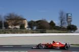 F1 | ベッテル「すべてを解決してくれる」と新型F1に満足。テストでのタイムは重視せず
