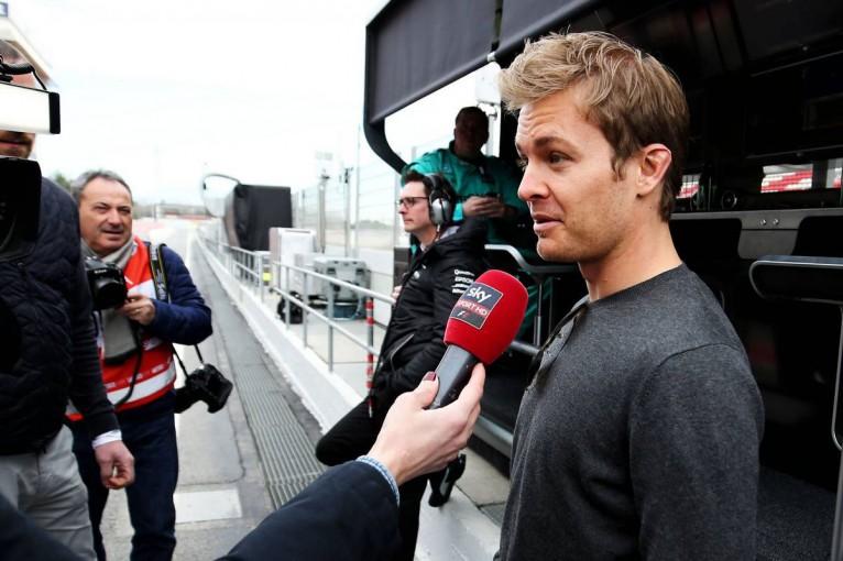F1   「今年のF1は疲労でミスをするドライバーが増える」とロズベルグ