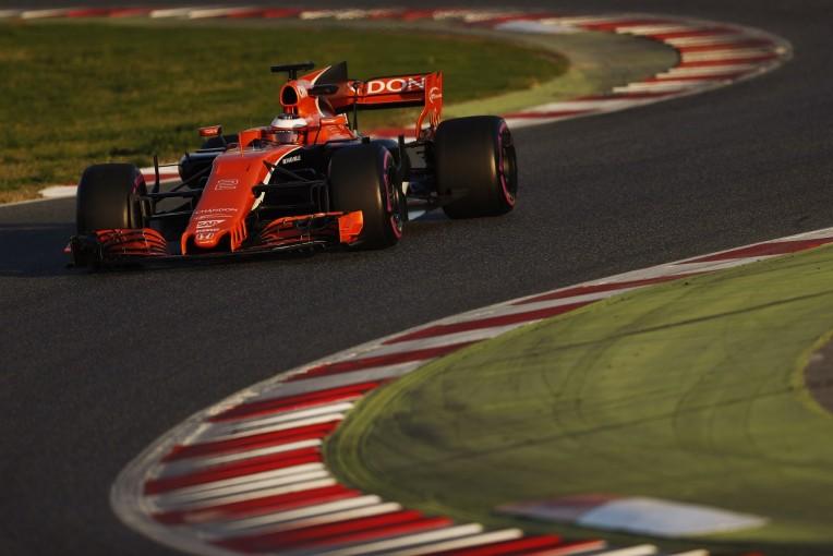 F1 | ホンダF1「テスト後半2日で挽回。トラブルなく貴重なデータを集めることができた」