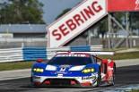 フォード・チップ・ガナッシ・レーシングはセブリング12時間に3台のフォードGTを投入する