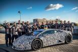 クルマ | ランボルギーニの新モデル『ウラカン・ペルフォルマンテ』がニュルの市販スポーツ最速を記録
